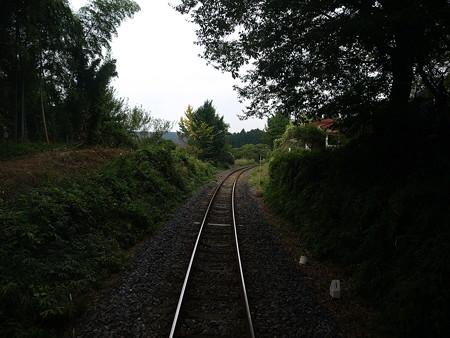 烏山線の車窓(滝→烏山)14
