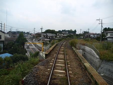 烏山線の車窓(滝→烏山)17