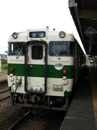 キハ40(烏山駅)9
