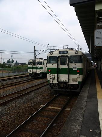 キハ40(宝積寺駅)2