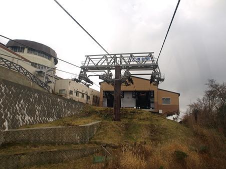 箱根ロープウェイの景色7