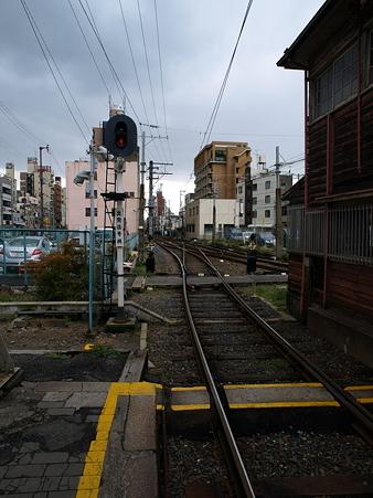 恵美須町駅構内7