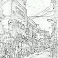 Photos: 西心斎橋 #sketch365