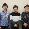 Photos: 「東京03」は全員「医者顔」。