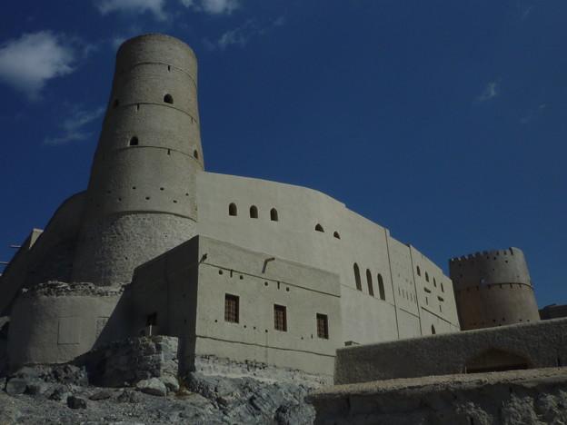 世界遺産バハラ城塞 オマーン Bahla Fort ,Oman