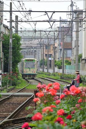 三ノ輪橋駅より