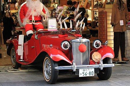 2011.12.19 元町 ヒロキ MGもクリスマスモード