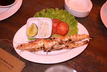 2012.03.11 ハノイ レストランNha Hang Ngon