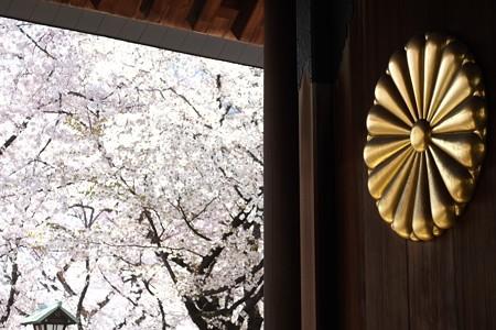 2015.04.02 靖国神社 神門
