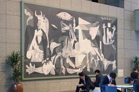 2015.04.02 丸の内オアゾ Guernica
