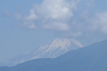 2015.05.13 駅前 富士山