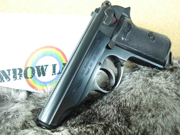 H23/0002 Walther PP Remaster