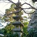 聳え立つ塔