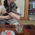 Photos: ママさんに抱かれる春馬♪