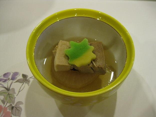 猿ヶ京ホテル豆腐懐石