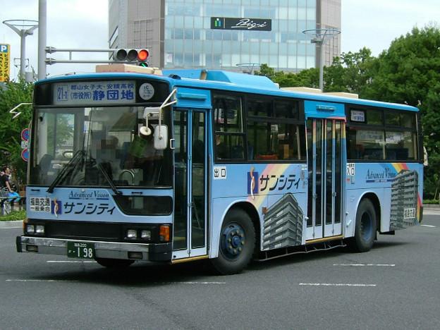 福島交通 福島200か198