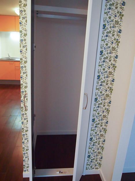Photos: 103号室~LDK収納