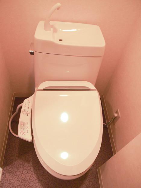 202号室~トイレ