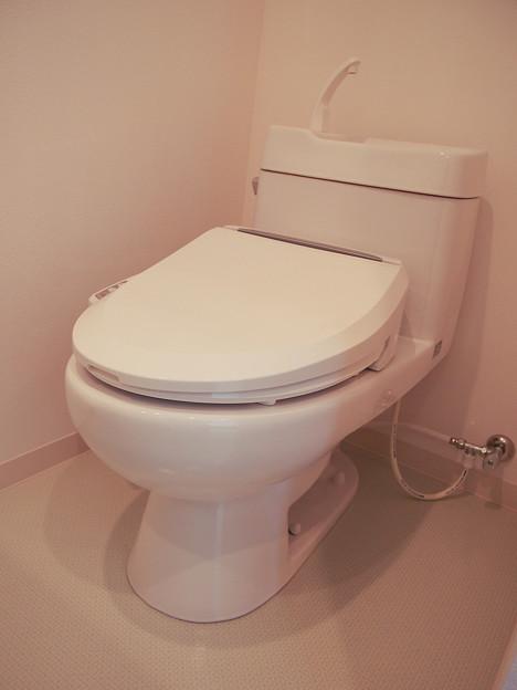 301号室~トイレ