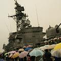 Photos: 護衛艦も一般公開!(110602)