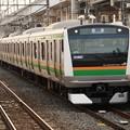 E233系U219編成1596E小金井2番到着