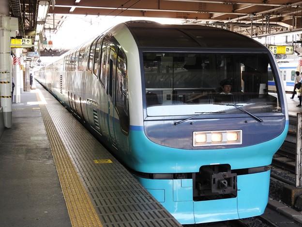 Photos: 251系回送上野6番発車
