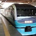 251系回送上野6番発車