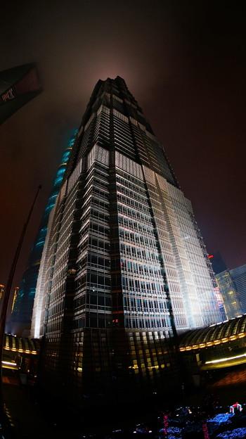 金茂大厦(ハイアット上海)88階