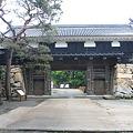 110511-37四国・中国地方ロングツーリング・高知城・追手門