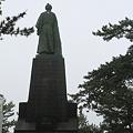 Photos: 110511-127桂浜・坂本龍馬像(後姿)