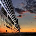 Photos: Ship at Sunset