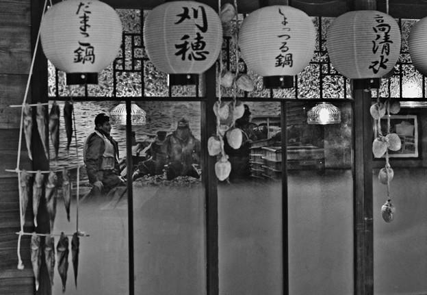 Photos: 銀座で、秋田