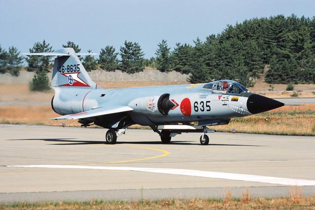 F-104J 46-8635 207sq KMQ 1984Nov