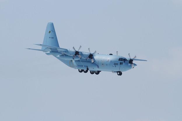 KC-130H 久しぶりに見た85-1080