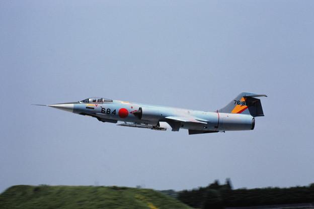F-104J 76-8684 202sq KMQ 1982Jun