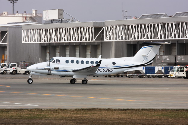 Beech Super King Air350i N50385 (JA388N)