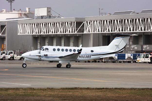 Beech Super King Air350i N50385 (JA388N)
