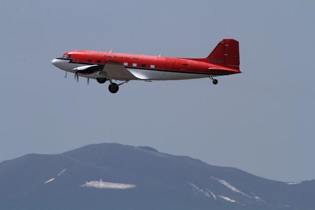BT-67 C-FBKB returns to CANADA 2