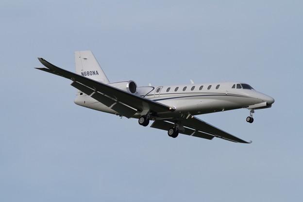 Cessna680 Citation N680NA