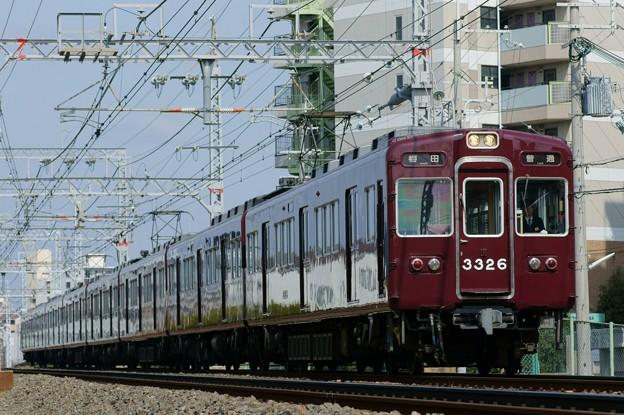 Photos: 阪急3300系