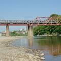 南海高野線 紀ノ川橋梁