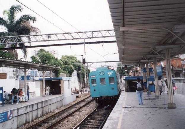 Brasil / RJ - SuperVia, リオデジャネイロ 郊外電車