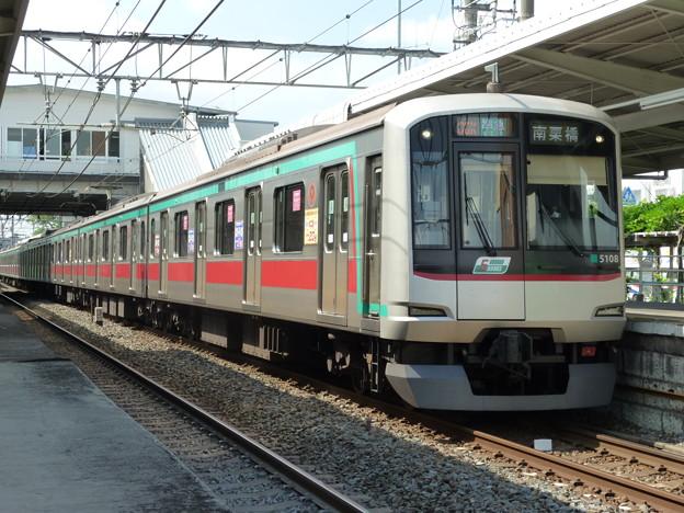 東京急行電鉄5108F