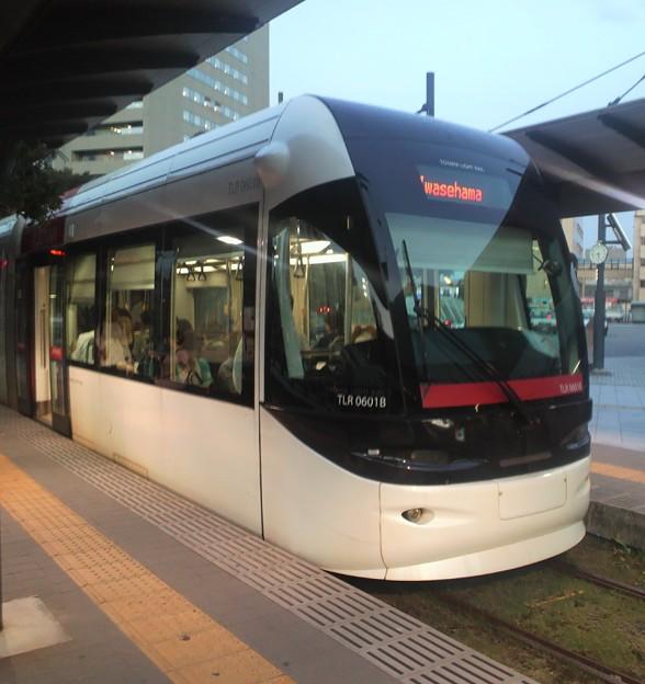 富山ライトレールTLR0600形 7
