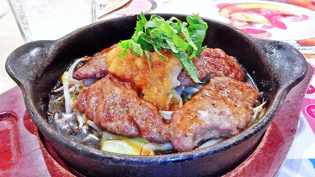 ガスト ( 成増店 )  柔らかビーフと野菜のミニグリル