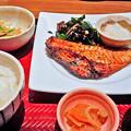 Photos: 大戸屋 ( 成増 )  赤魚の塩麹みりん漬け炭火焼き定食