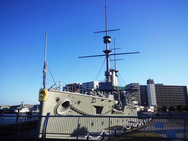 記念艦三笠 - KC4A6095
