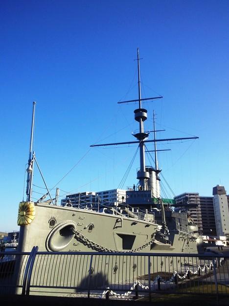 記念艦三笠 - KC4A6098