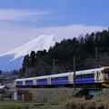 Photos: 山梨富士山号