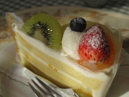 柳月のケーキ